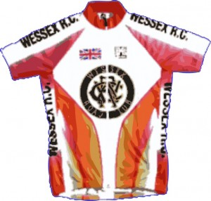 Wessex Cycling Shirt